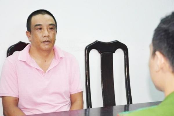 Quảng Nam: Bắt 'giám đốc giả' trốn truy nã