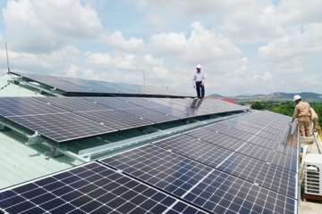 Bộ Công thương hướng dẫn về phát triển điện mặt trời mái nhà