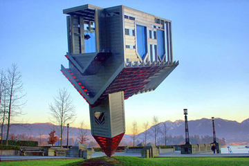 Những tòa nhà kiến trúc độc dị chỉ có một trên thế giới
