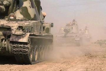 Vì sao xe tăng lại 'thất thế' trong giao tranh Armenia-Azerbaijan?