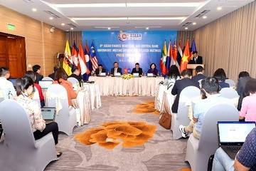 Sáng kiến tài chính của Việt Nam tăng kết nối trong khu vực ASEAN