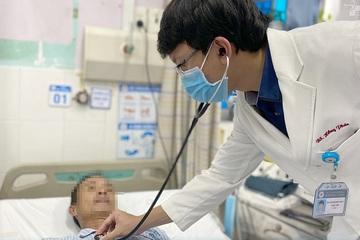 Cứu sống bệnh nhân đang ngủ đau nhói ngực, tim đột ngột ngừng đập
