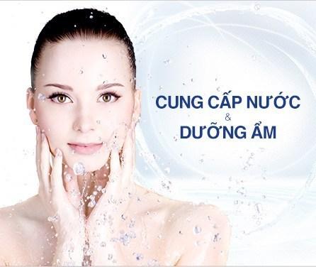 Mẹo cấp nước, dưỡng ẩm hiệu quả, giữ làn da mướt mịn mùa hanh khô