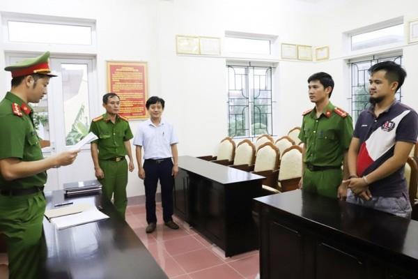 Hà Tĩnh: Lừa 9 người đi xuất khẩu lao động, chiếm đoạt hơn 1,3 tỷ đồng