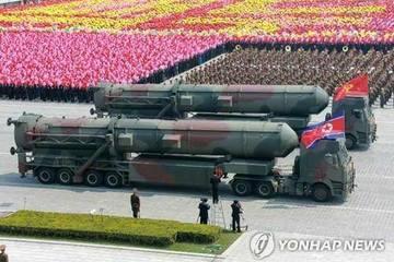 Quan chức nước ngoài ở Triều Tiên không được tới gần lễ duyệt binh