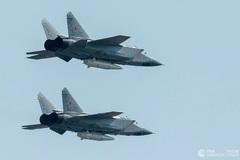 Nga 'khoe' video tiêm kích MiG-31 hoạt động ở tầng bình lưu