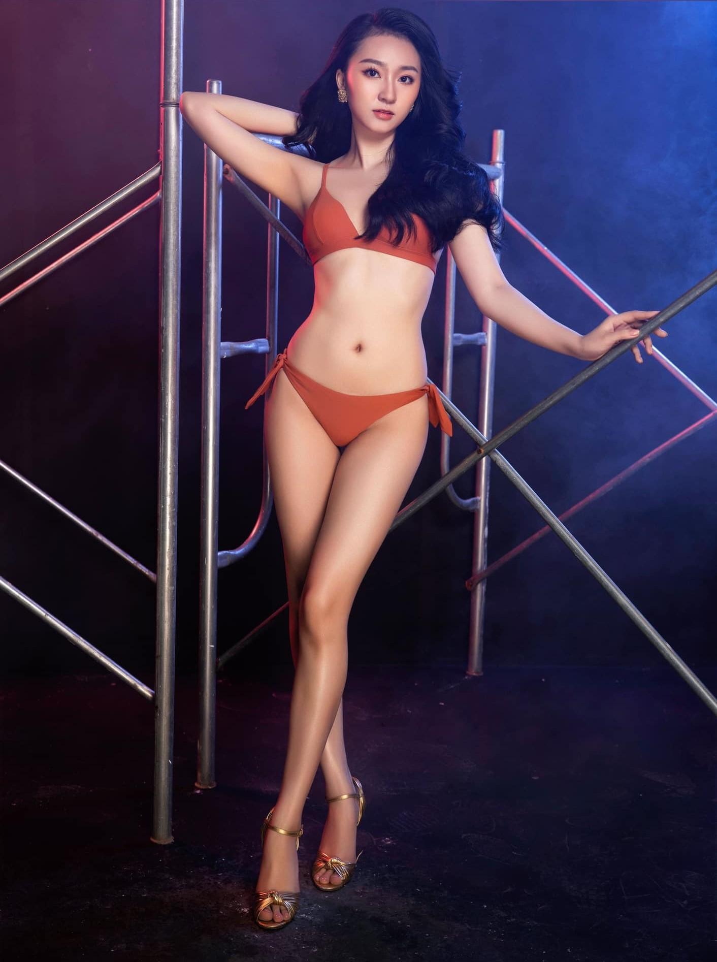 Hoa hậu Việt Nam 2020 Kim Trà My 2