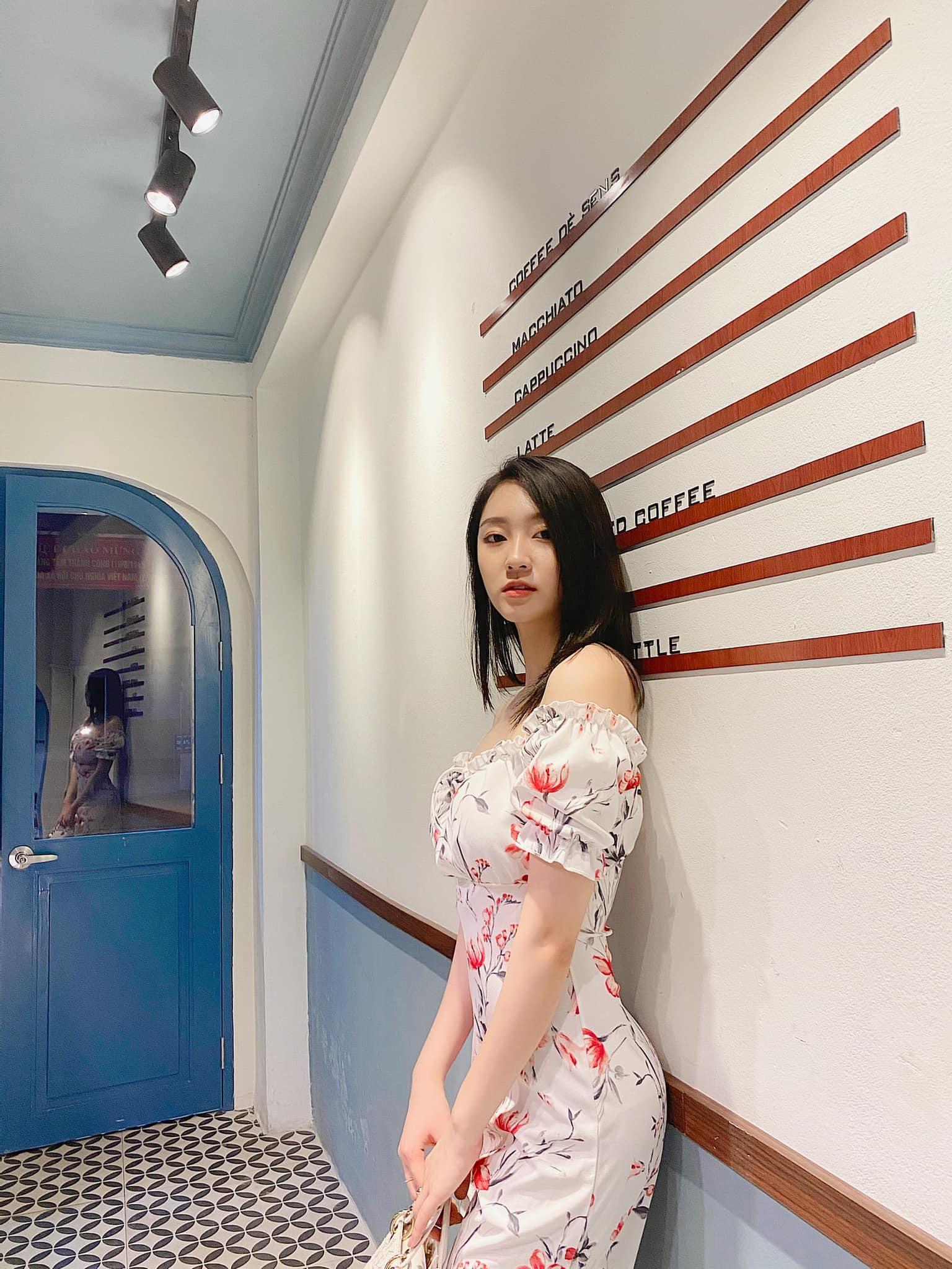 Hoa hậu Việt Nam 2020 Kim Trà My 7