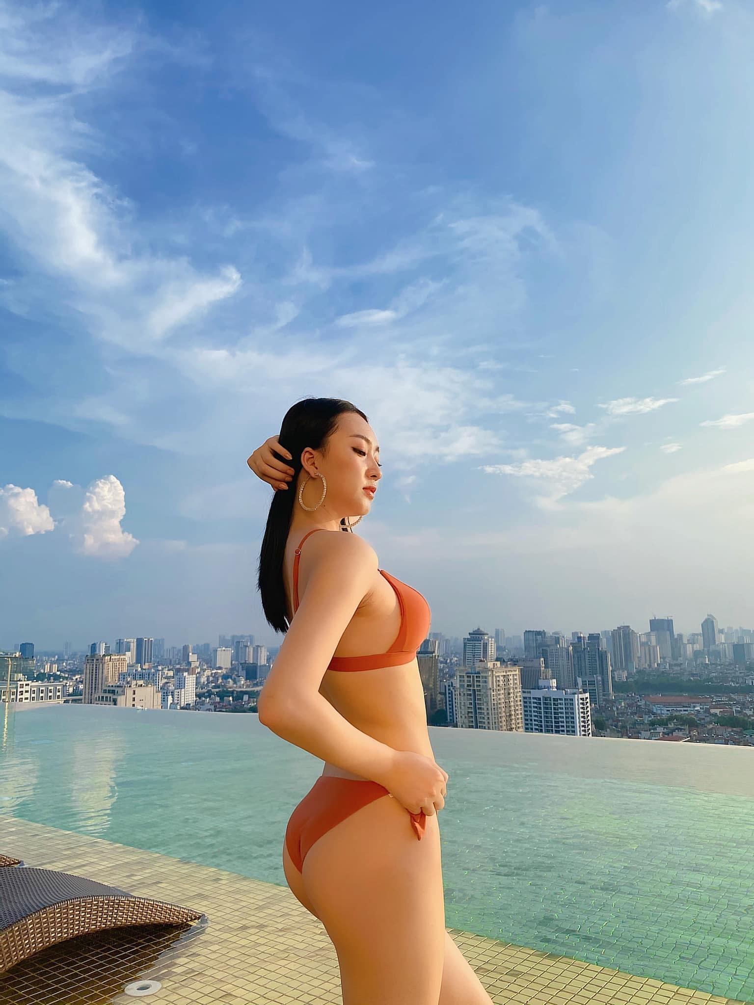 Hoa hậu Việt Nam 2020 Kim Trà My 6