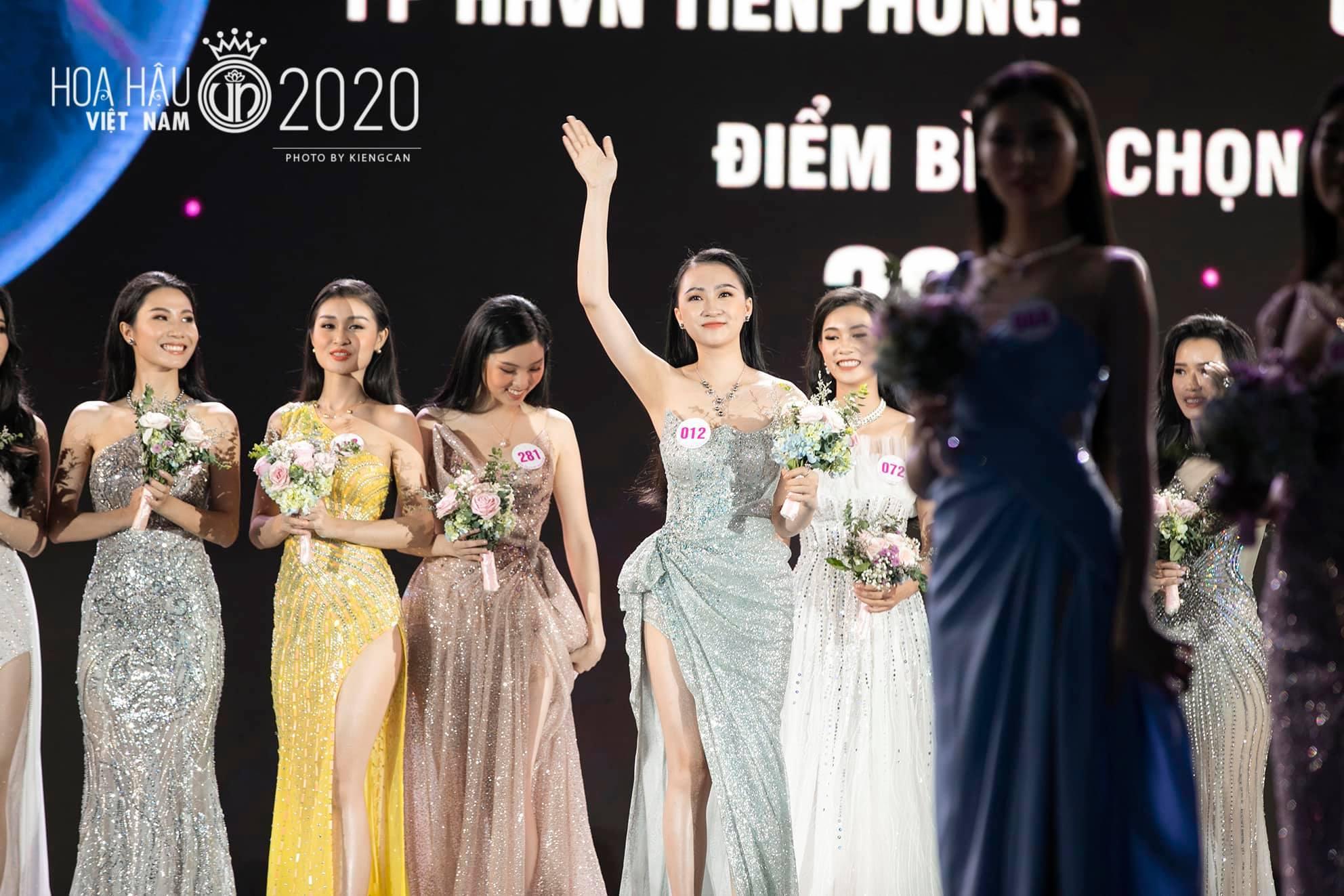 Hoa hậu Việt Nam 2020 Kim Trà My 1