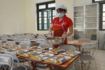 TP.HCM: Tăng cường tập huấn an toàn thực phẩm cho trường học