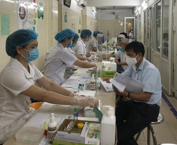 thanh toán,bệnh viện bạch mai