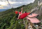 Trải nghiệm nằm trên võng lơ lửng giữa vách núi Colombia