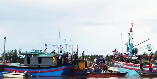 Vụ 3 ngư dân mất tích ở Quảng Nam: Tìm thấy thi thể một nạn nhân