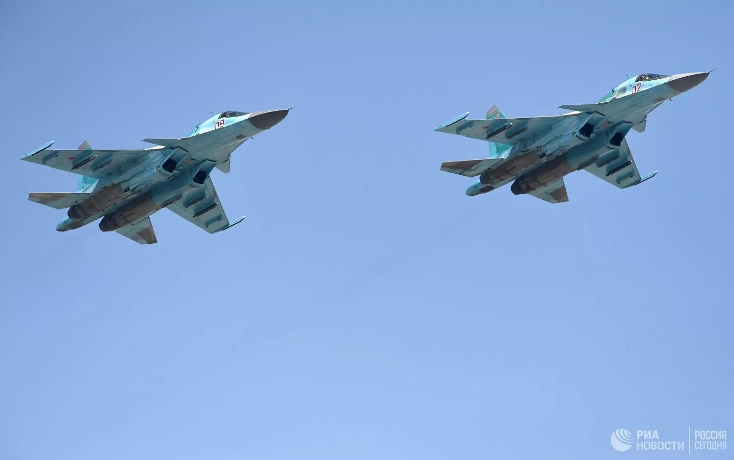 'Thú mỏ vịt' Su-34 trang bị thêm vũ khí, thay đổi chiến thuật hoạt động
