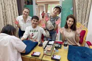 Kỳ lạ trào lưu xăm chỉ tay tìm may mắn ở Thái Lan