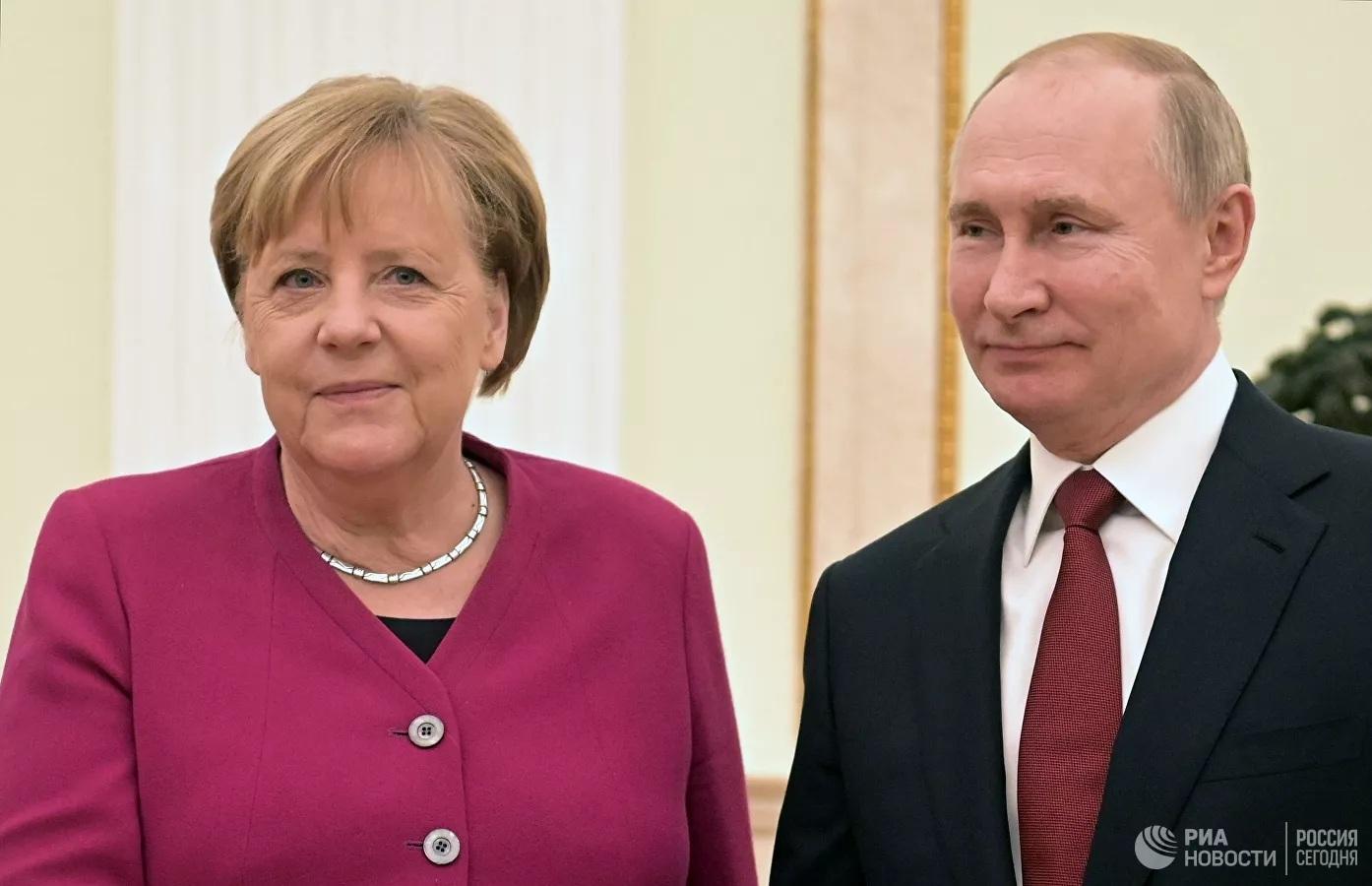 Đức có thay đổi 'thái độ' đối với Nga sau vụ đầu độc Navalny?