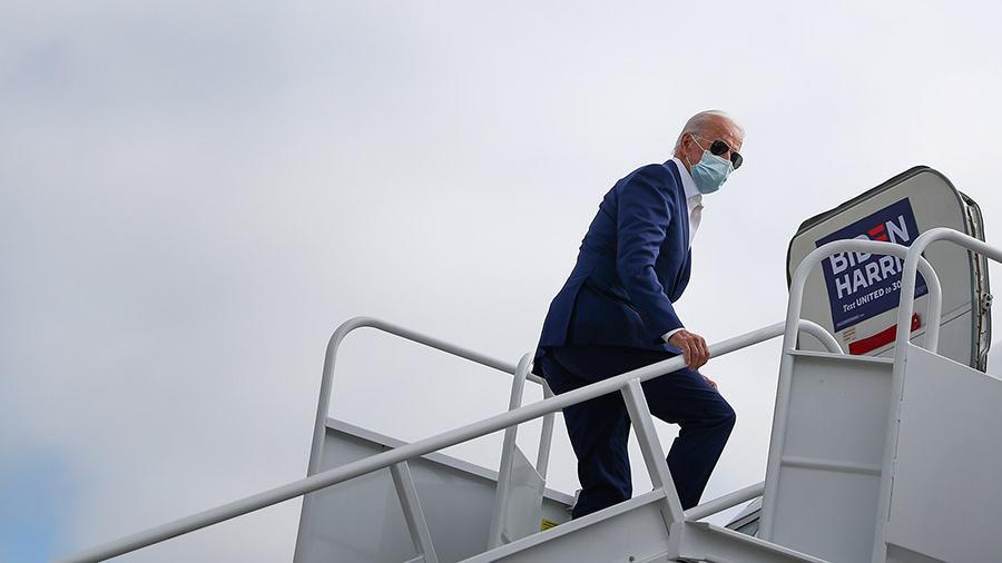 Ông Biden lại 'nói nhịu', ông Trump được thể công kích