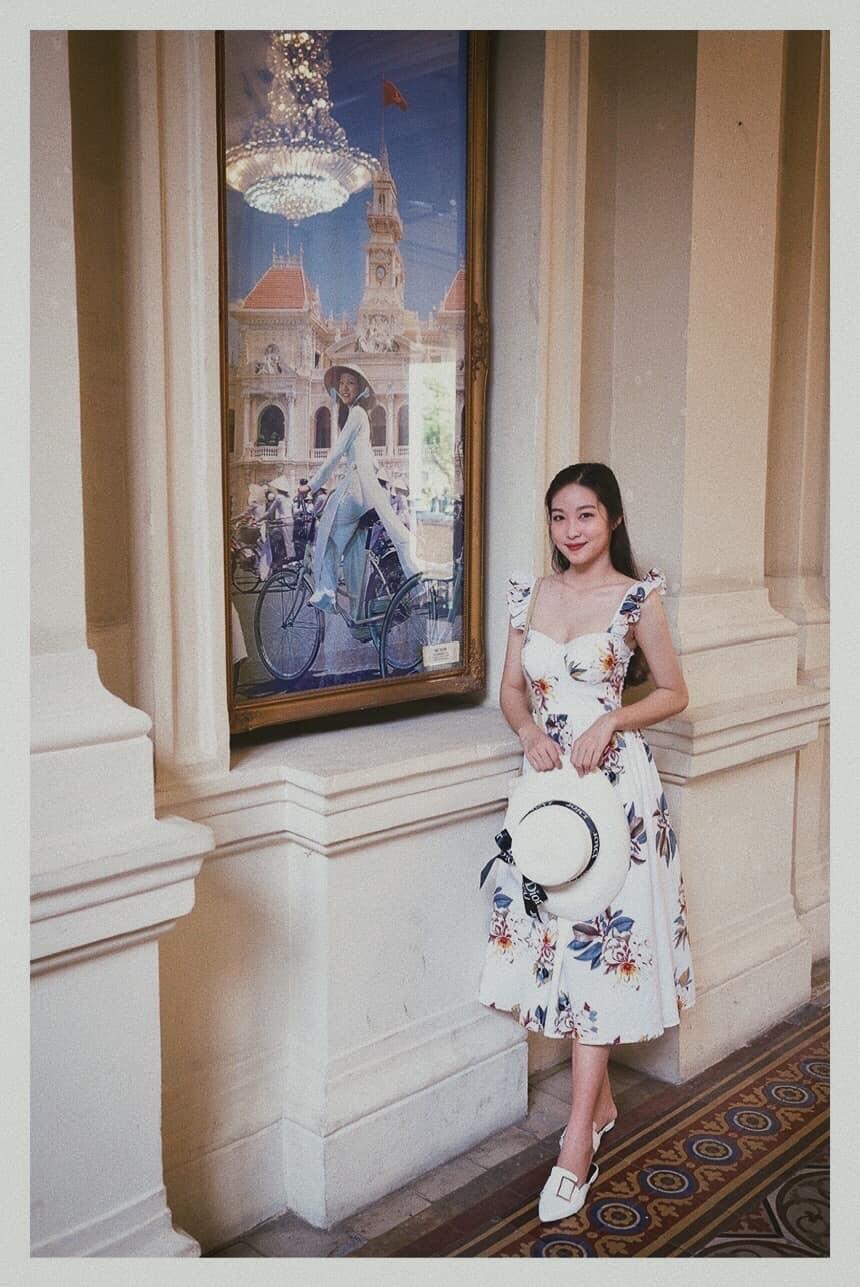 thi sinh Hoa hậu Việt Nam 2020