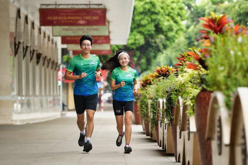 VPBank Hanoi Marathon ASEAN 2020: An toàn 'Đón bình minh - Chào bình thường mới'