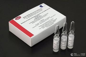 TT Putin công bố đăng ký vắc-xin ngừa Covid-19 thứ hai của Nga