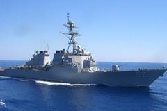 Chuyến đi thứ 10 của chiến hạm Mỹ qua eo biển Đài Loan