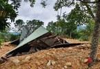 Sạt lở đất 45 người mất tích ở Quảng Nam, tìm thấy 7 thi thể