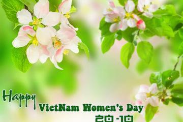 Lời chúc Ngày Phụ nữ Việt Nam 20/10 dành cho sếp nữ, đồng nghiệp