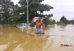 Quảng Trị: Người dân Hải Lăng chật vật sống với lũ