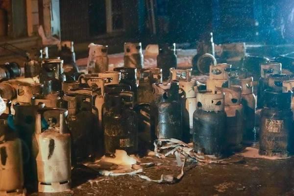Khẩn trương xử lý cơ sở kinh doanh gas bị đình chỉ nhưng vẫn lén lút hoạt động để xảy ra cháy