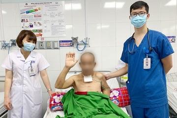 Cứu sống bệnh nhân ngừng tim do nhồi máu cơ tim