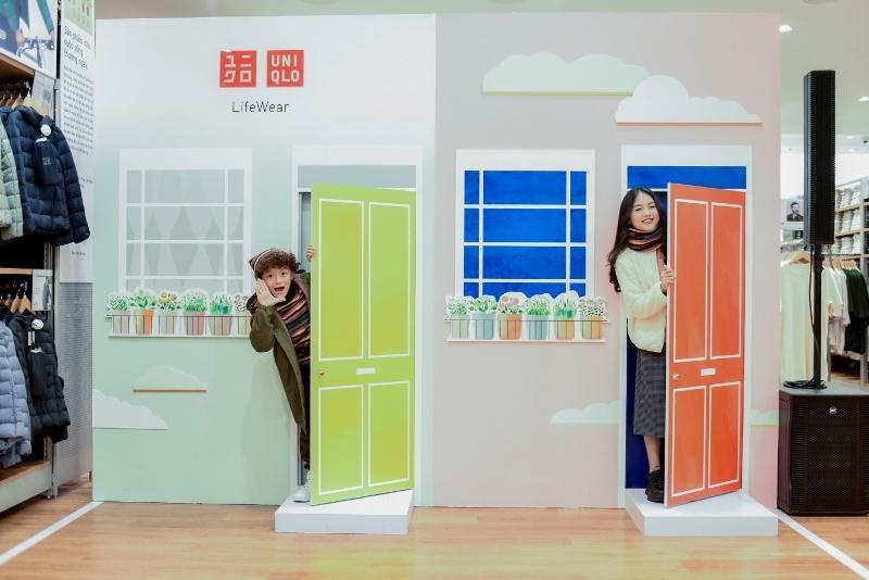 UNIQLO ra mắt bộ sưu tập mới từ cảm hứng thời trang Anh Quốc