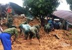 Sạt lở đất tại Quảng Trị, hàng chục cán bộ, chiến sĩ nghi bị vùi lấp