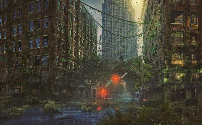 Trái đất sẽ ra sao nếu con người đột nhiên biến mất hoàn toàn?