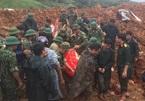 22 cán bộ chiến sĩ bị vùi lấp trong vụ sạt lở đất ở Quảng Trị: Tìm thấy 9 người, 4 người đã hi sinh