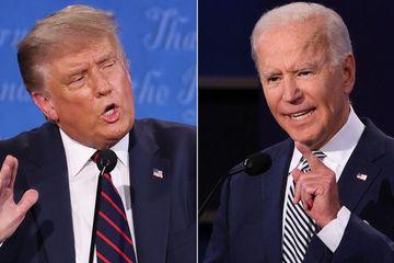 Hé lộ chi tiết cuộc tranh luận cuối cùng giữa ông Trump và Biden