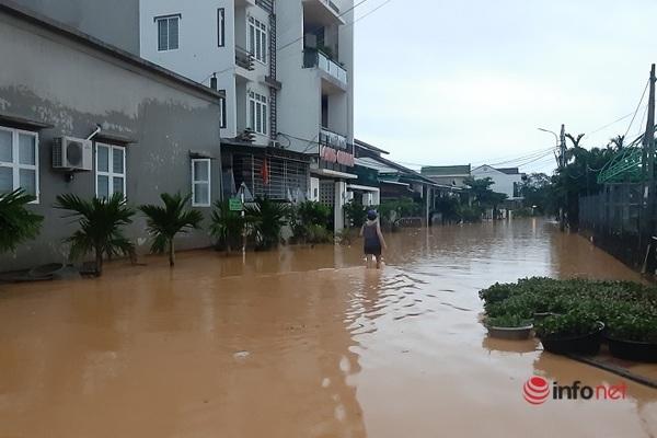 Cách phòng bệnh da liễu sau mưa bão, lũ lụt