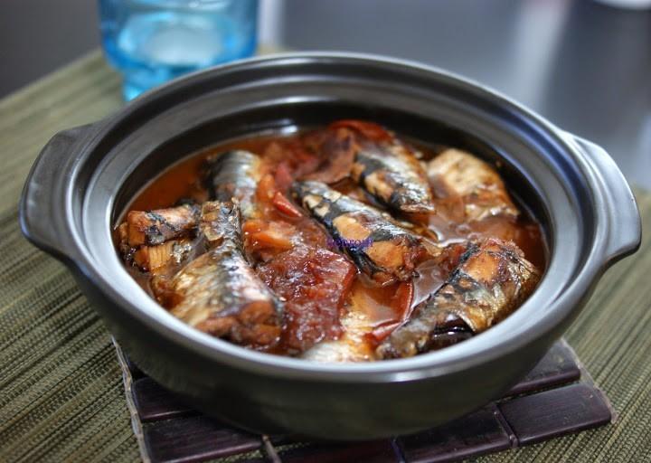 Dinh dưỡng cá mòi