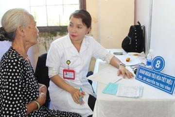 Ngành y tế Cà Mau thực hiện nhiều chính sách hỗ trợ người nghèo