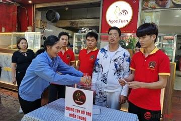 Chuỗi 10 nhà hàng tại Hà Nội chung tay ủng hộ miền Trung
