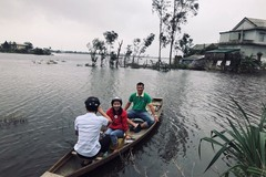 PVFCCo chung tay cứu trợ đồng bào vùng lũ miền Trung
