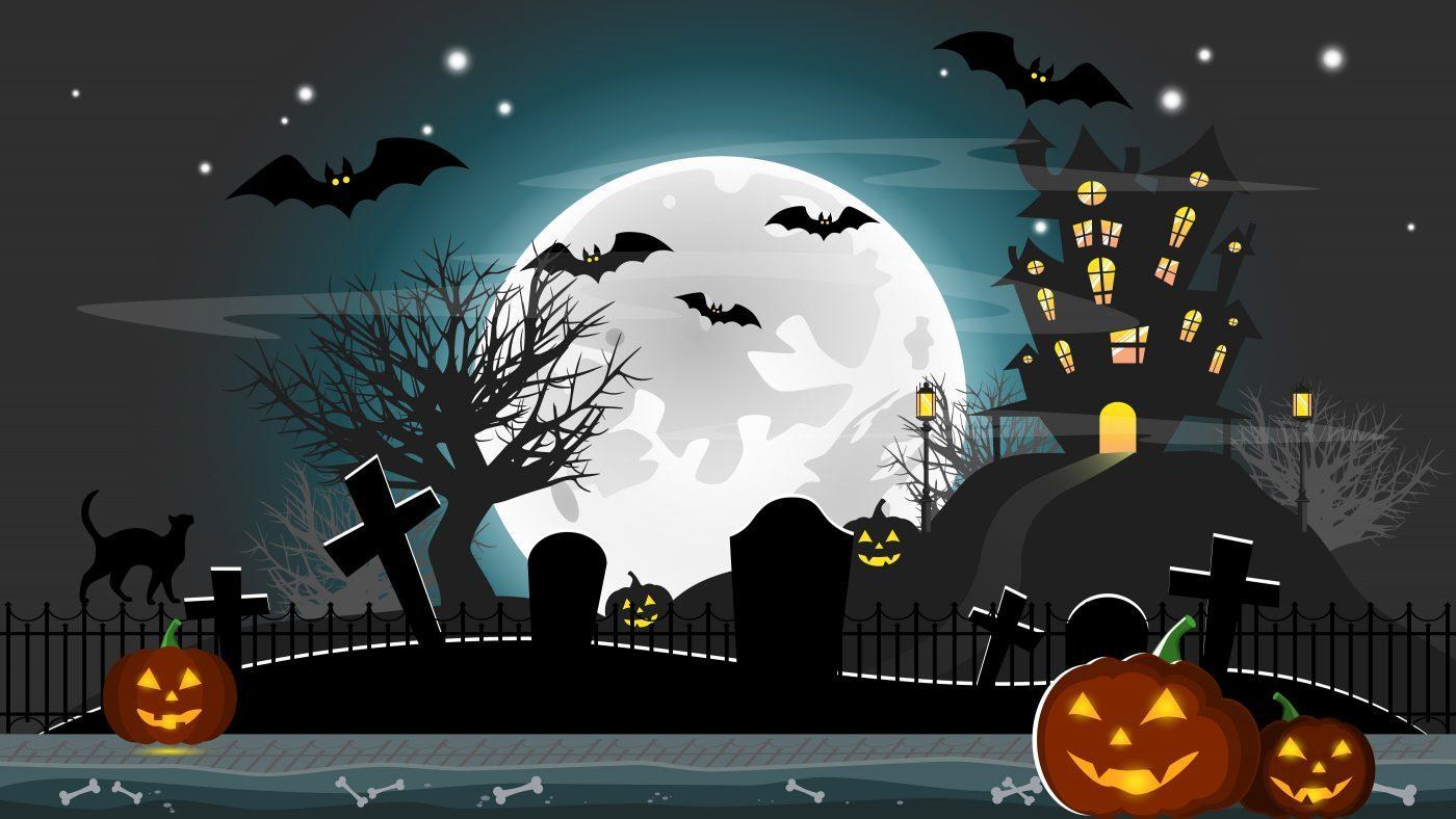 ý tưởng Halloween 4