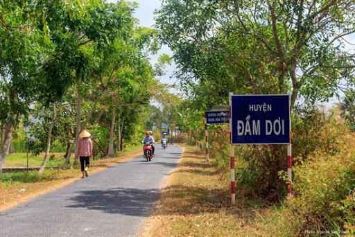 phát triển bền vững,huyện Đầm Dơi