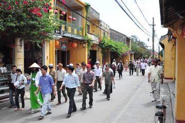 Hội An phát triển du lịch gắn với phát triển bền vững