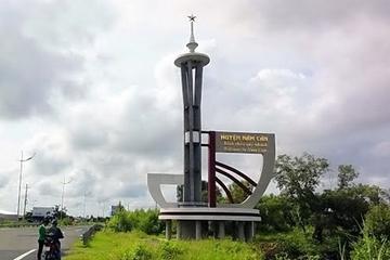 Huyện Năm Căn, Cà Mau định hướng phát triển đặc thù đô thị sông nước