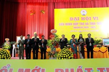 Liên minh hợp tác xã tại Thái Bình giữ vai trò nóng cốt trong tăng trưởng kinh tế