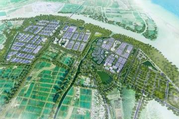 Thái Bình: Xây dựng khu công nghiệp, đô thị Hải Long đảm bảo tiêu chí bảo vệ môi trường