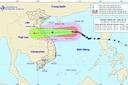 Tin bão số 8 mới nhất, tâm bão cách quần đảo Hoàng Sa khoảng 160km, gió giật cấp 13