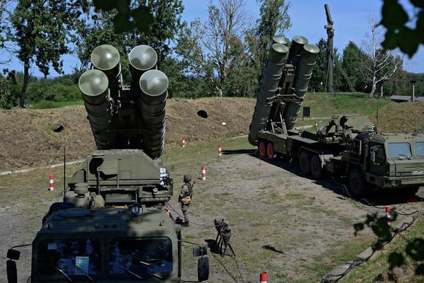 Tổng thống Thổ Nhĩ Kỳ vừa nói về S-400 Nga, Mỹ lập tức đe nẹt