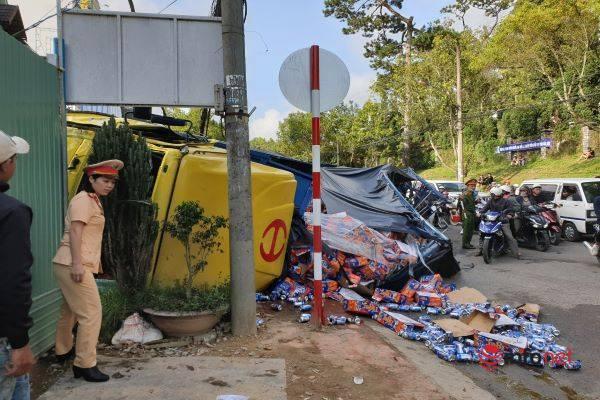 Tai nạn giao thông,Đà Lạt